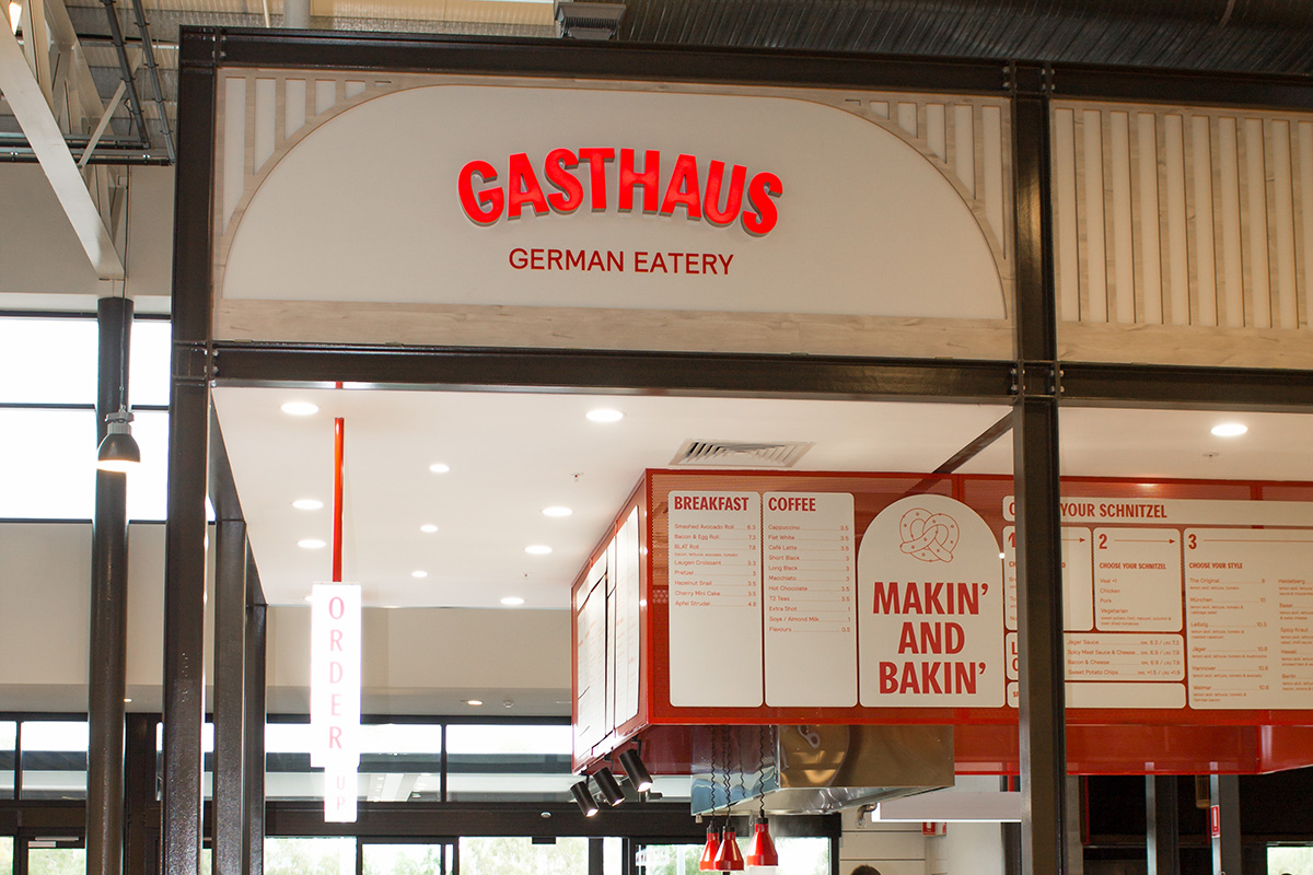 Gasthaus Macarthur Square